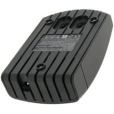 AccuPower Schnell-Ladegerät passend für JVC BN-V306, BN-V312