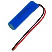 AccuPower battery for Emergency light 2,4V Sub-C 2100mAh