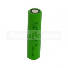 AccuPower Flat Top Ni-MH battery 1,2V 4/3A