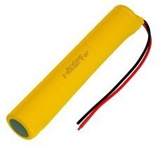 AccuPower battery for Emergency light 3,6V Mono/D Stick 5000mAh