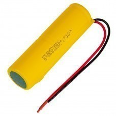 AccuPower battery for Emergency light 2,4V Mono/D Stick 5000mAh