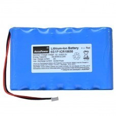 AccuPower Lithium Battery 6S1P 22,2V 2,2Ah 48,40Wh