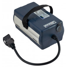AccuPower LiFePO4 Battery 8S2P 25.6V 8Ah with LED Charge Level Indicator
